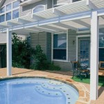 Aluminum Pergola in Houston with Kynar 500 Finish