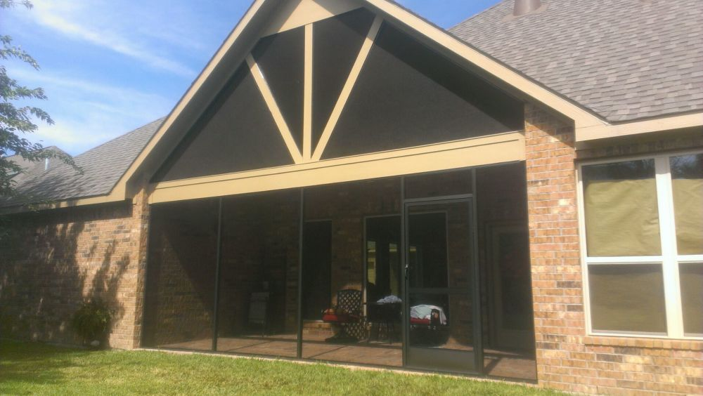Tomball Screen Rooms Lone Star Patio Builders