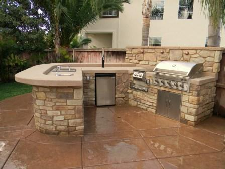Custom Outdoor Kitchen In Houston Lone Star Patio