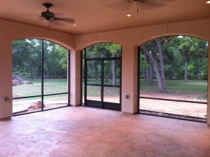 Screen Rooms in Pearland, Friendswood, Conroe, & Houston