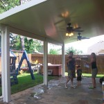 Aluminum Patio Covers in Tomball, TX