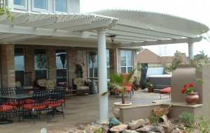 Backyard Patio Covers in Katy