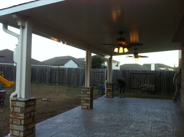 Affordable Covered Patios Lone Star Patio Builders