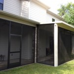 Screened in Patio Covers in Montgomery TX