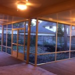 Screen Room Enclosure in Tomball