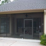 Porch Screens & Covered Patio in Tomball