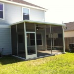 Enclosed Screened Patios in Galveston, League City & Friendswood