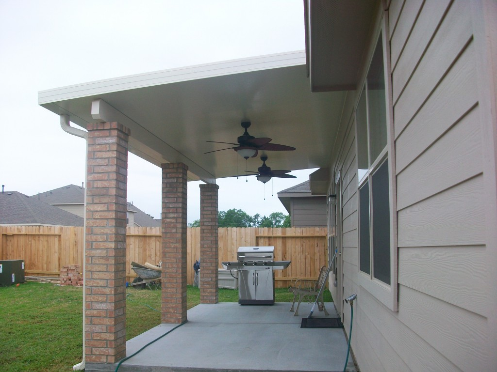 Affordable Patio Covers Lone Star Patio Builders