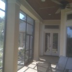 Screened in Porch in Willis and Conroe