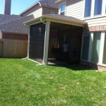 Screened in Porch Enclosures in Katy Texas