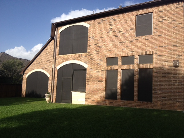 Solar Patio Screens In Houston, Tomball U0026 Conroe