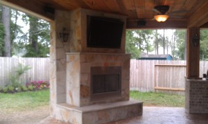 Options For Any Covered Patio Project in Houston, Dallas, San Antonio or Austin