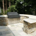 Custom Outdoor Kitchen in Tomball