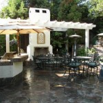 Custom Outdoor Kitchens in Houston