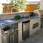 Outdoor Kitchen Construction in Houston TX