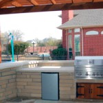 Outdoor Kitchen in Katy, TX