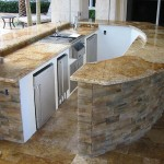 Outdoor Kitchen in Cypress, TX