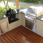 Outdoor Kitchen in Tomball