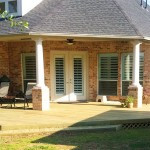 The Woodlands Patio Covers With Deck