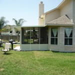 Screened Patios in Clear Lake, Kemah, & League City