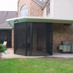 Screened Porches With Covered Patio