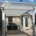 Custom Pergolas in League City, Clear Lake, & Pearland
