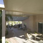 Pergola With Covered Porch in Cypress