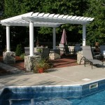 Custom Alumawood Pergola in The Woodlands