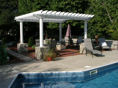 Custom Alumawood Pergola In Missouri City Lone Star Patio
