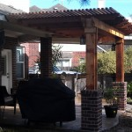 Pergolas in The Woodlands