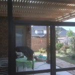 Pergola With Screen Room in Tomball