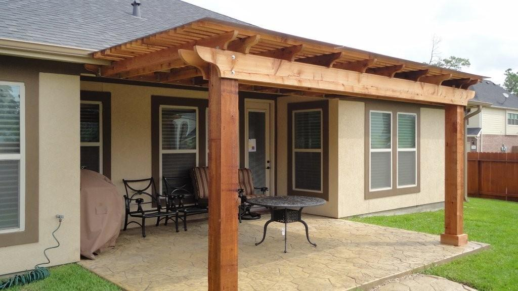 Pergolas By Lone Star Patio Builders