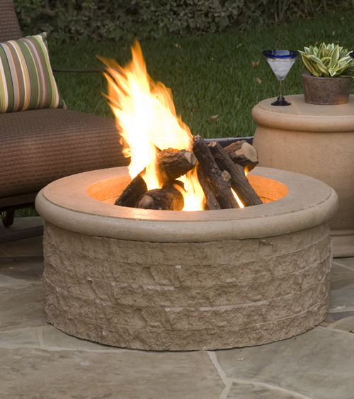 Outdoor Fire Pits in Houston, TX - Outdoor Fire Pits - Lone Star Patio Builders