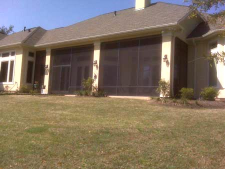 Screen Pictures Gallery Lone Star Patio Builders