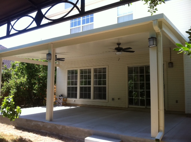 Aluminum Patio Covers In Houston Lone Star Patio Builders