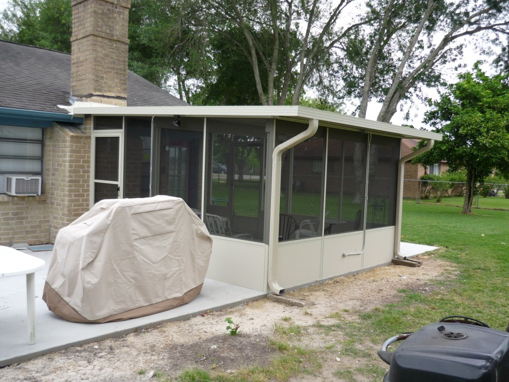 Screened Patio Covers In Kingwood Amp Porter Lone Star Patio