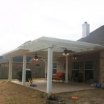 Metal Patio Cover in Conroe TX