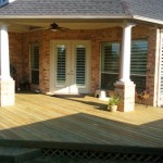Deck & Patio Cover near Spring, Texas