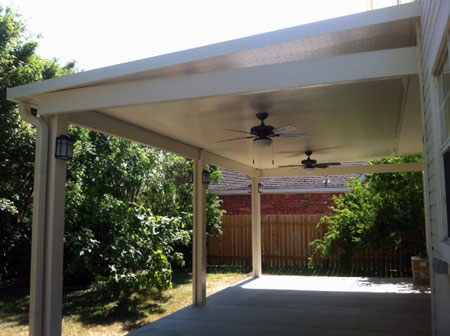 Katy Metal Patio Covers Lone Star Patio Builders