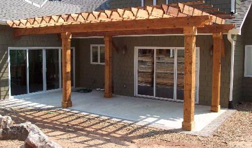 Cedar Pergola Builders In Conroe Tx Lone Star Patio
