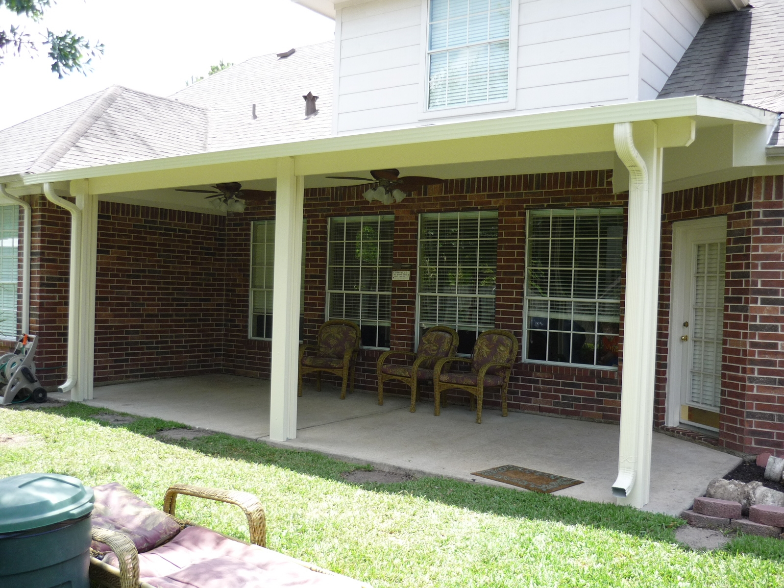 Aluminum Covered Patios In Cypress